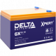Аккумуляторная батарея DELTA GX 12V-12AH Xpert