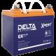 Аккумуляторная батарея DELTA GX 12V-33AH Xpert