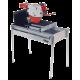 Станок для резки плитки и камня маятниковый с подвижной кареткой и верхним расположением диска  FUBAG A 44M3F